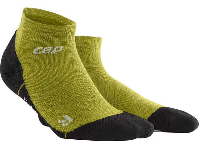 cep Dynamic+ Outdoor Chaussettes basses Light Mérinos Homme, fresh grass